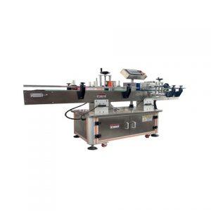 เครื่องติดฉลากสติกเกอร์กระดาษการ์ดแบนอัตโนมัติ