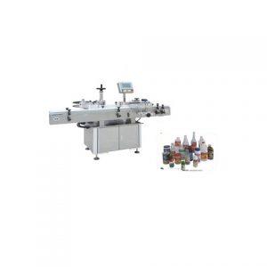 ผู้ผลิตเครื่องติดฉลากตำแหน่งขวดแก้วพลาสติกอัตโนมัติ