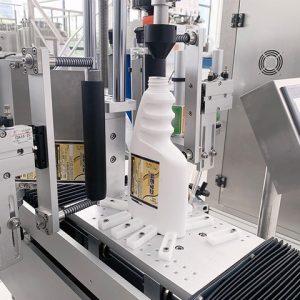 เครื่องติดฉลากฉลากขนาดผู้ผลิตมืออาชีพ