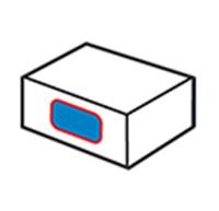 ฉลากข้างกล่อง